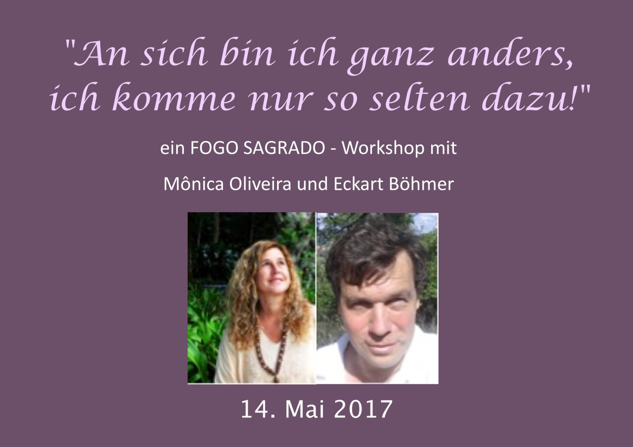 Workshop am 14.05.2017